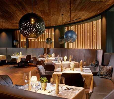 Restaurant im Hotel Amonti & Lunaris