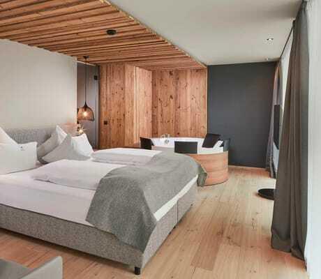 Zimmer im Amonti & Lunaris