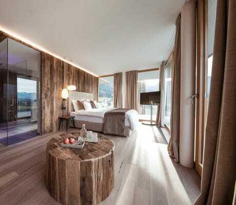 Blick in ein Zimmer_Hotel_Winkler_St_Lorenzen