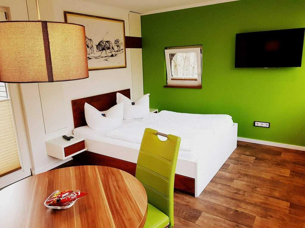 Baumhaushotel Tree Inn Schlafzimmer