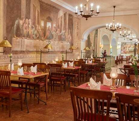Restaurant_Antica_Roma_Colosseo_Rust