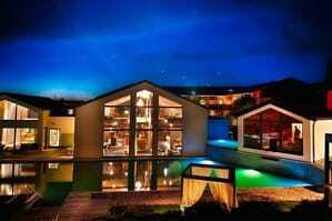 Hotel bei Nacht_Ulrichshof_Rimbach