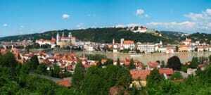Ausblick auf Passau_Waldeck_Philippsreut