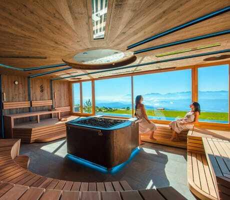 Blick aus Panoramasauna_Mountain Resort Feuerberg