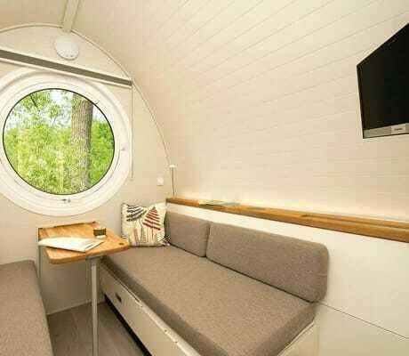 Innenraum eines Hauses_GlampingResortBliesgau_Kleinbittersdorf