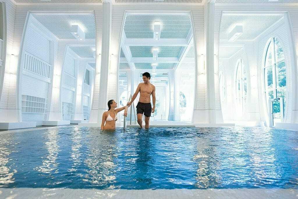 Thermenhotel Grand Resort Bad Ragaz
