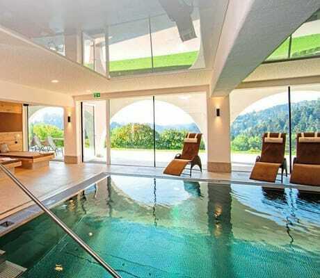Indoor Pool_GutshotelFeuerschwendt_Neukirchen