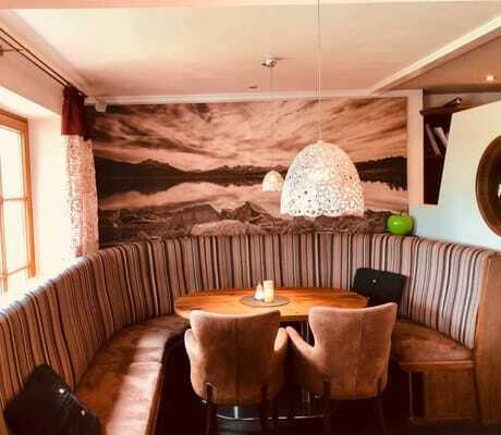 Bar in der Ecke, Hotel Sommer