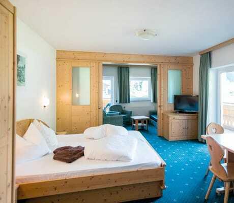 Hotelzimmer_HotelAlpin_Gossensass