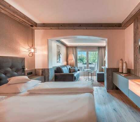 Doppelzimmer Deluxe, Natur & Spa Hotel Lärchenhof
