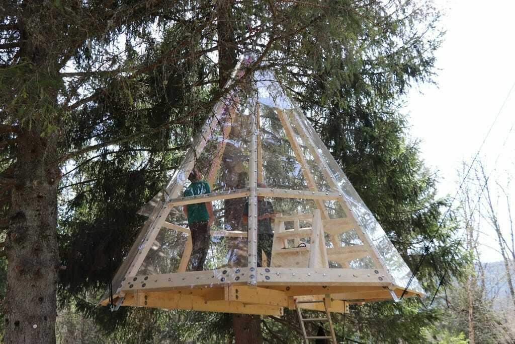 Schlaf-Pyramide-Naturcamp-Schluchsee