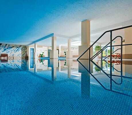 Indoor Pool_Sporthotel_Grafenwald_Baiersbronn