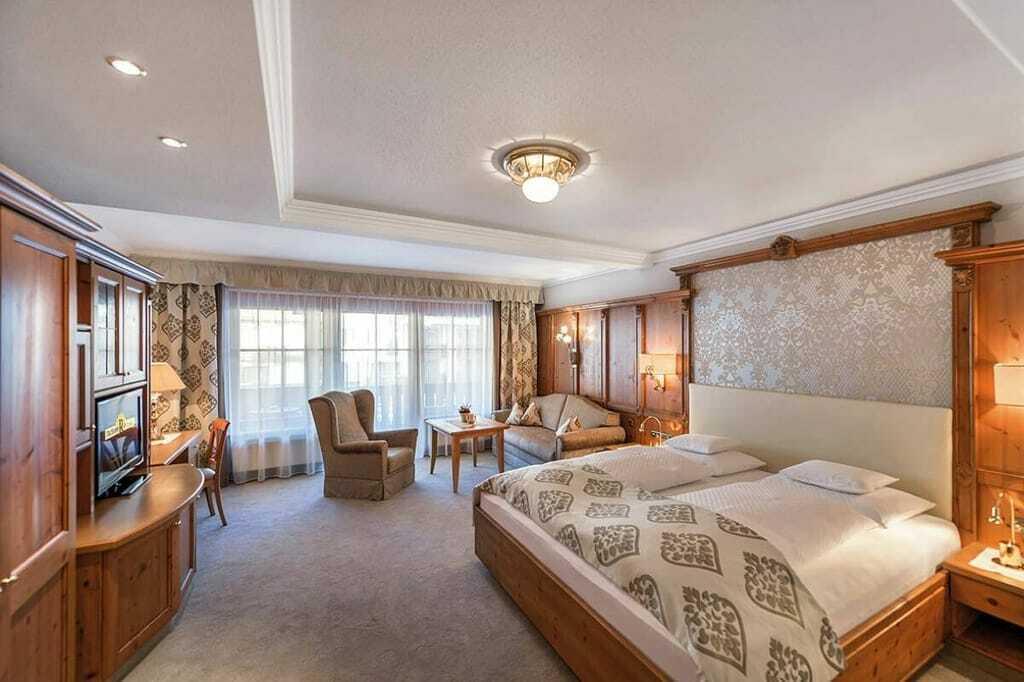 Blick in ein Zimmer_Trofana_Royal_Ischgl