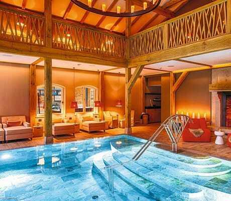 Indoor Pool_Weissenhaus_Weissenhaus