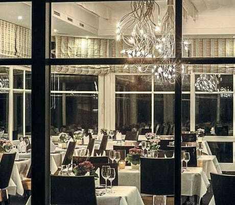 Blick in das Resataurant_HotelBornmühle_GroßNemerow