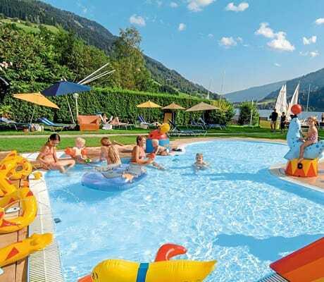 Babypool_Familien_Sporthotel_Brennseehof_Feld_Am_See
