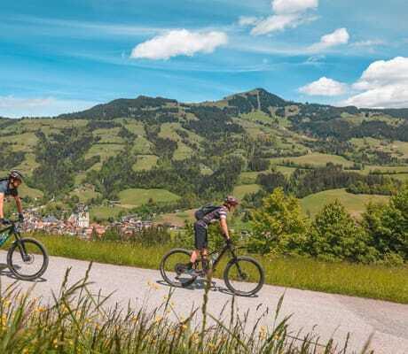 Mountainbiketour_Hohe Salve
