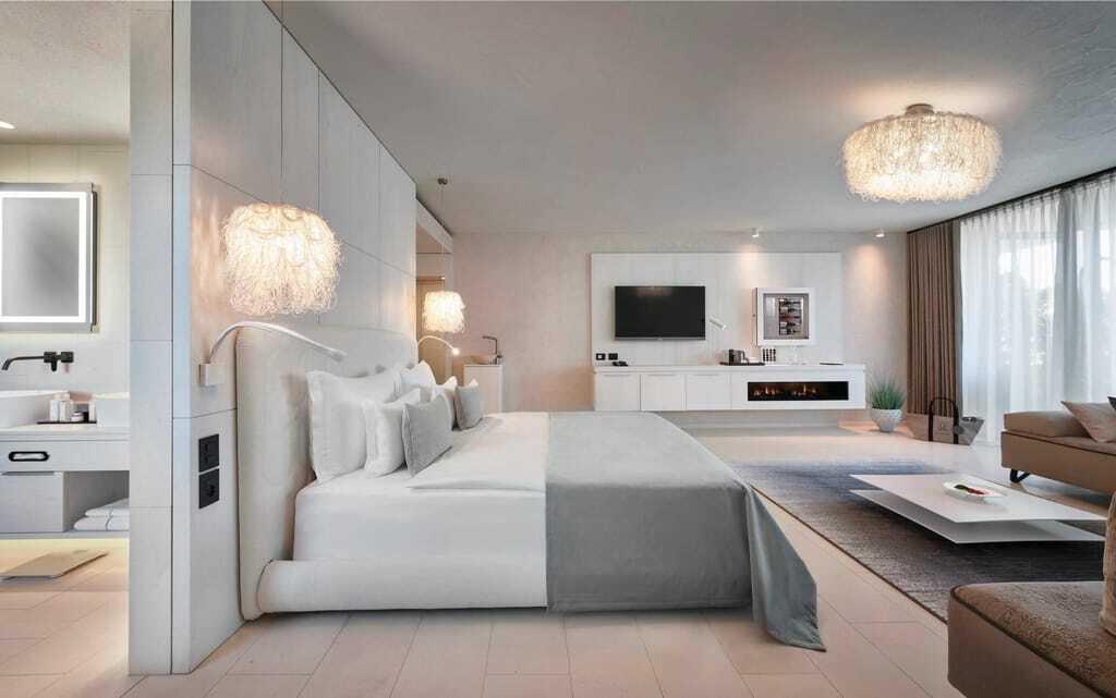 Suite Bella Bianca _Quellenhof_Lazise