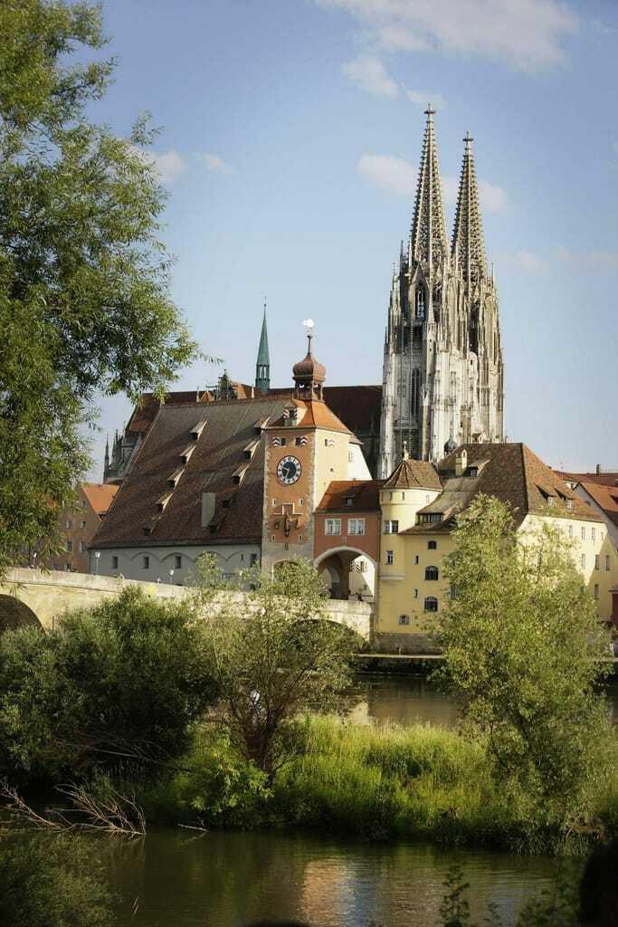 Kirche in Regensburg