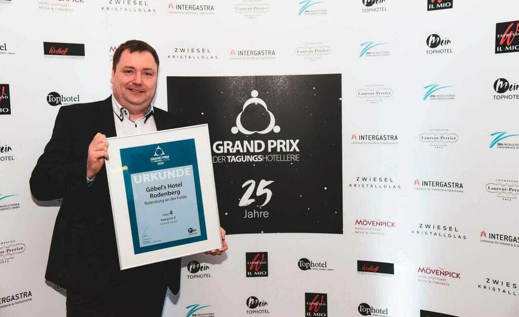 Grand Prix der Tagungshotellerie 20