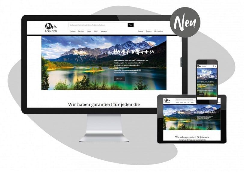Relaunch meintophotel.de