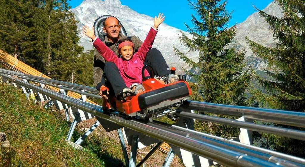 Freizeitpark Family Park Klausberg Alpine Coaster Ahrntal