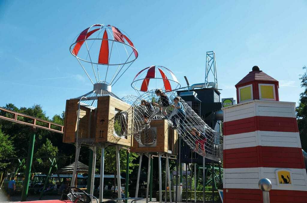 Freizeitpark Lochmühle Spielplatz Discoverer