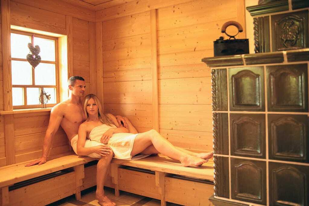 Schwarzwälder Schwitzstube im Hotel Heselbacher Hof