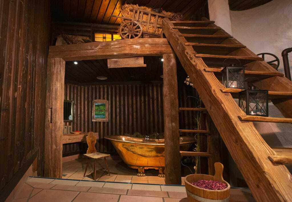Biersud-Bad im Wellnesshotel Vier Jahreszeiten am Schluchsee