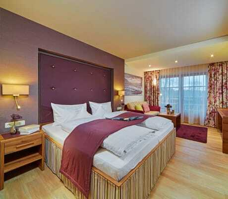 Hotelzimmer im Hotel Sommer