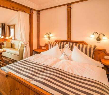 komfortSUITE im Hotel Weinegg