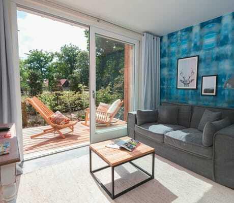 Zimmer mit Terrasse_Landhaus_Averbeck_Bergen