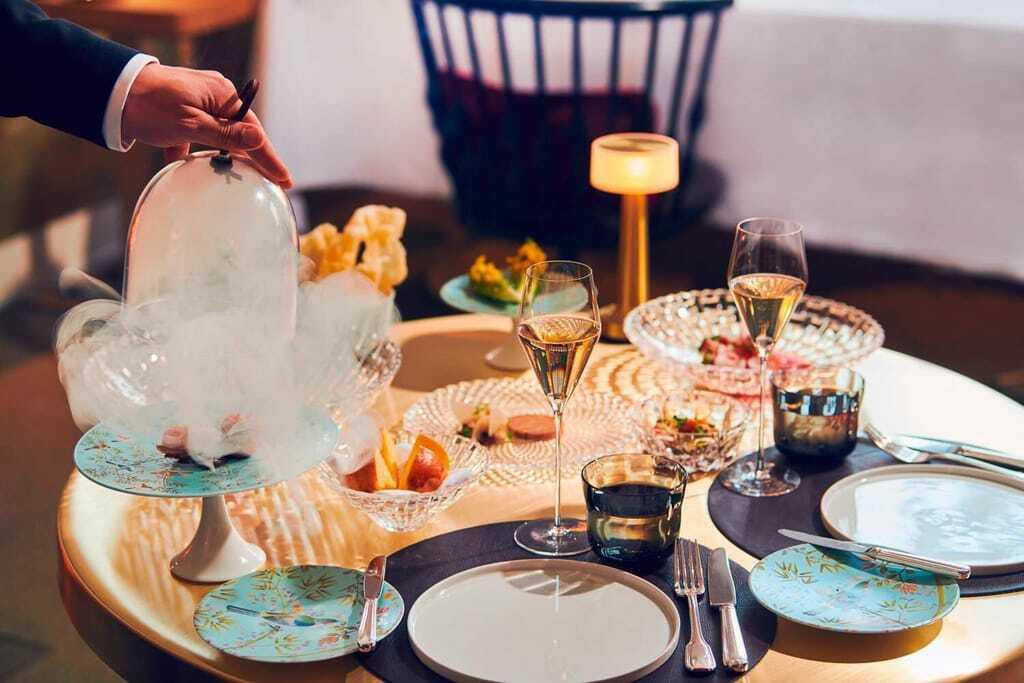 Hotels mit Sterneküche: Haubengericht