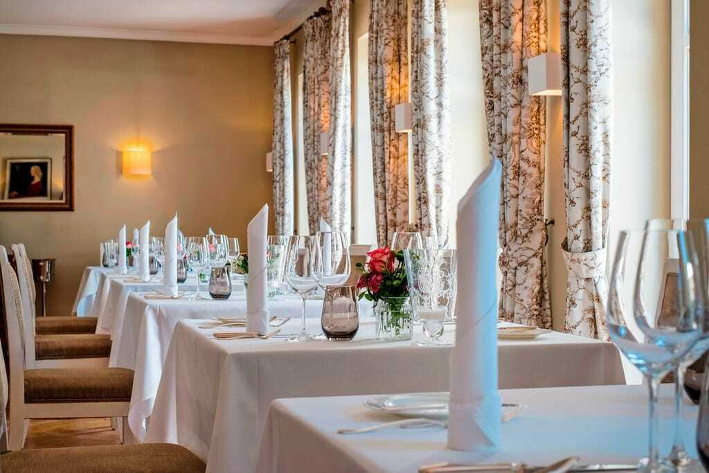 Hotels mit Sterneküche: Restaurant im Gutshaus Stolpe