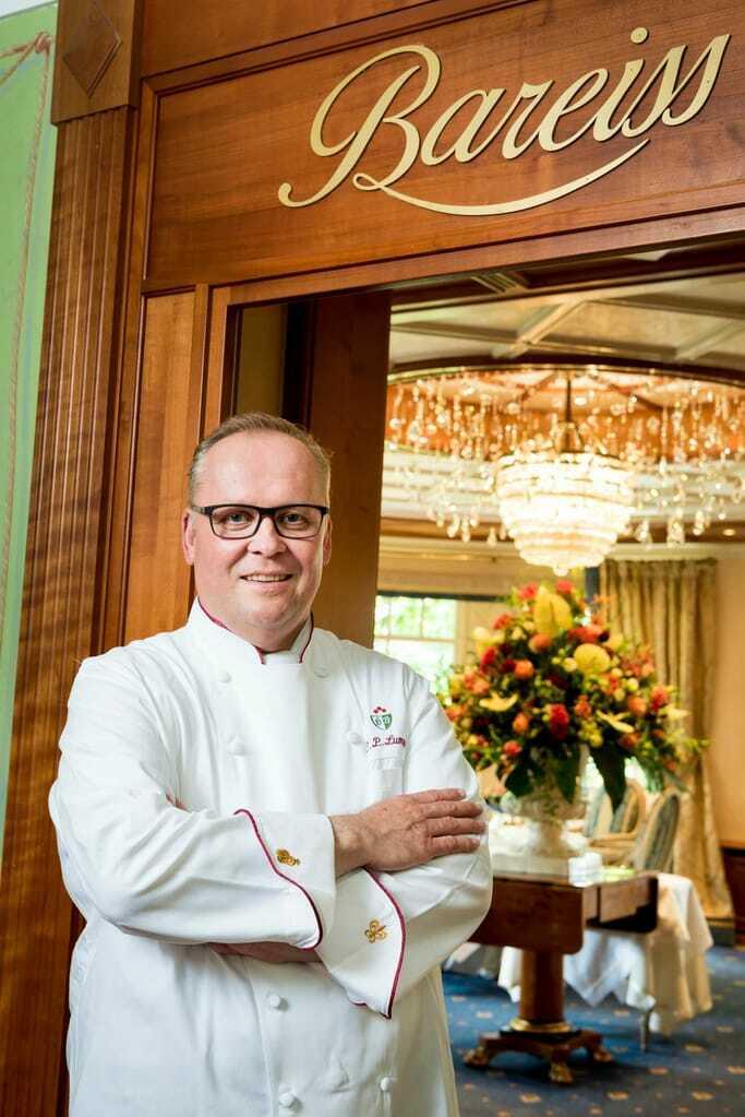 Küchenchef Hotel Bareiss Claus-Peter Lumpp