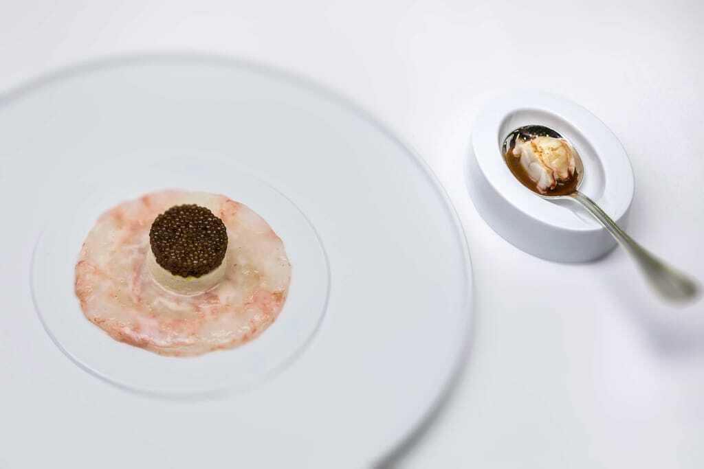 Hotel Bareiss Löffelgericht
