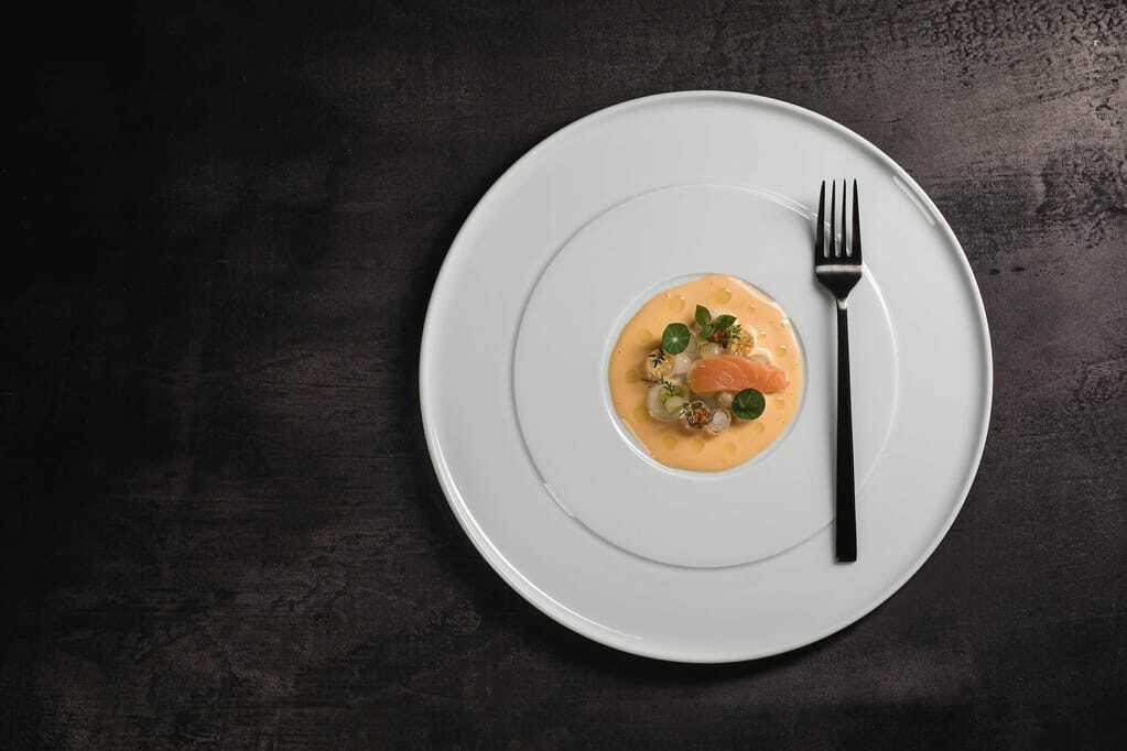 Gericht im Quellenhof Luxury Resort Passeier