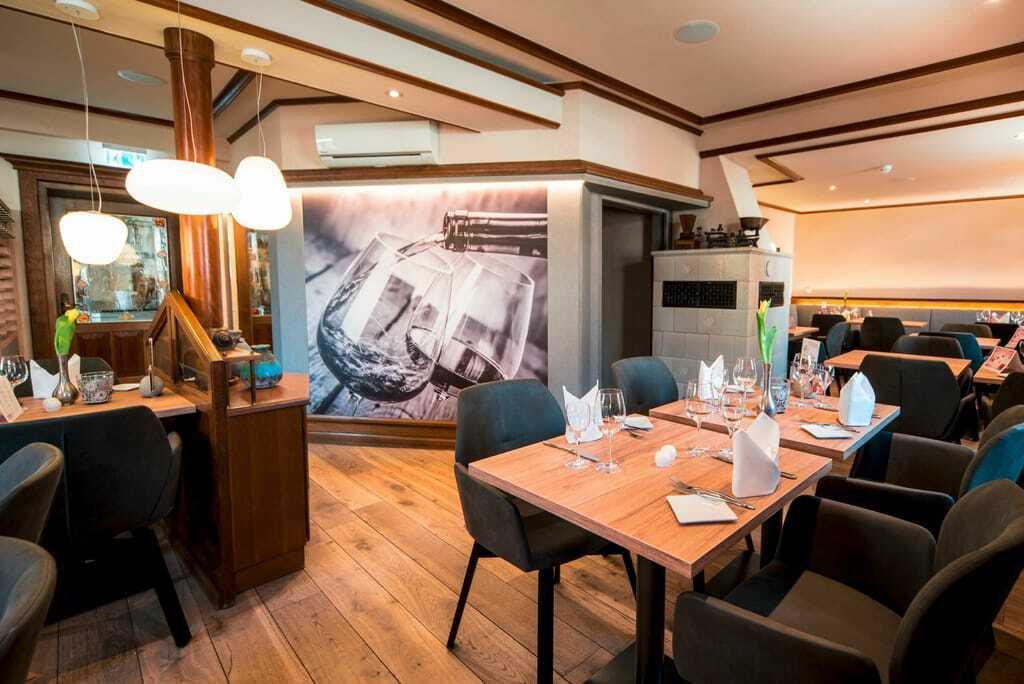 Restaurant im Pfalzhotel Asselheim