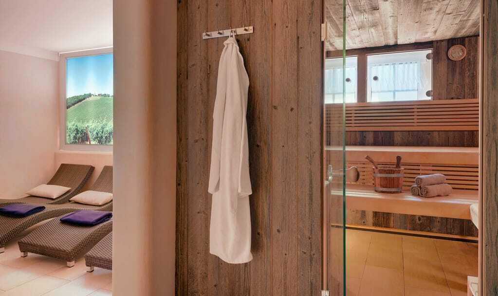 Saunabereich im Pfalzhotel Asselheim