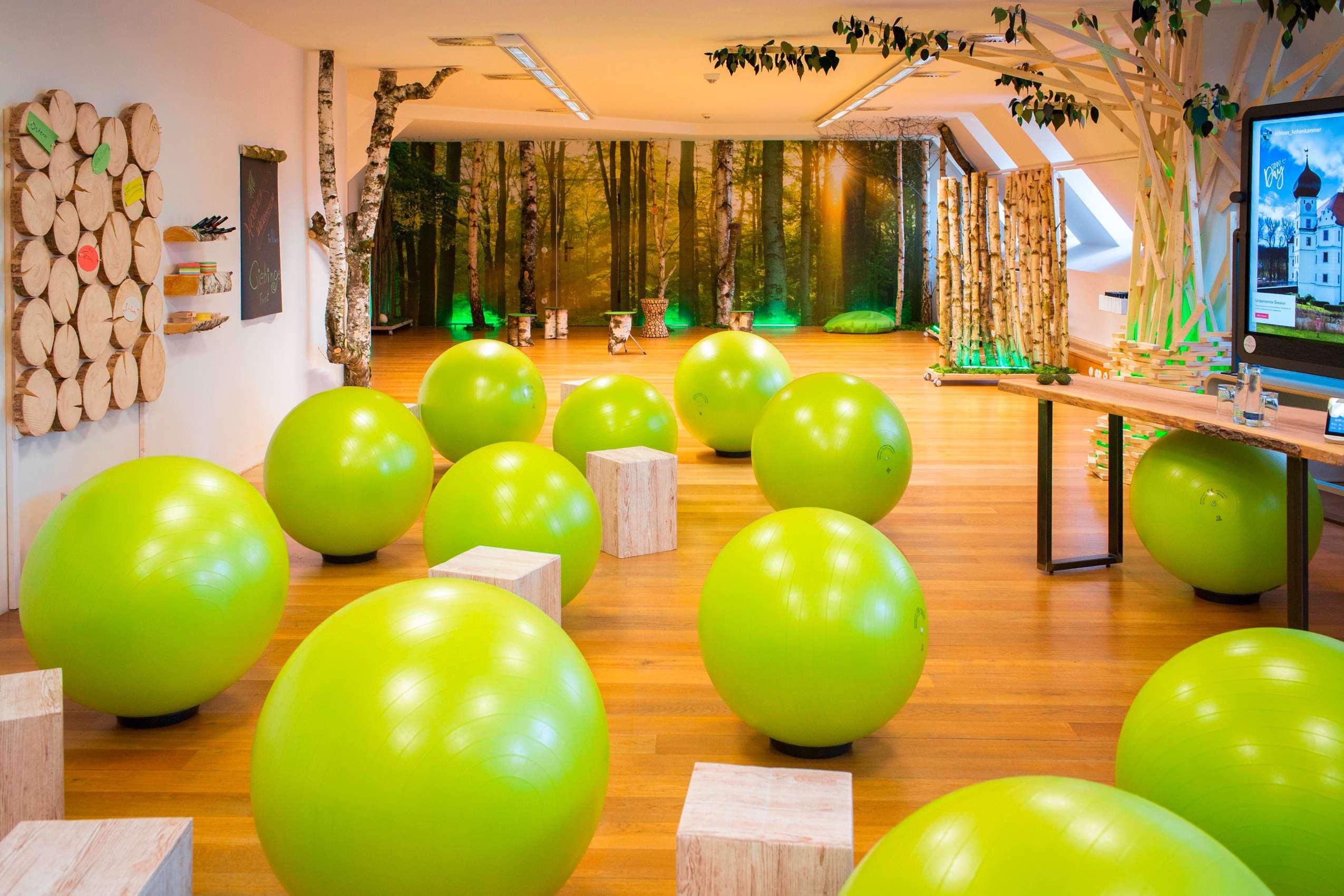 Coolster Tagungsraum 2021 - Schloss Hohenkammer