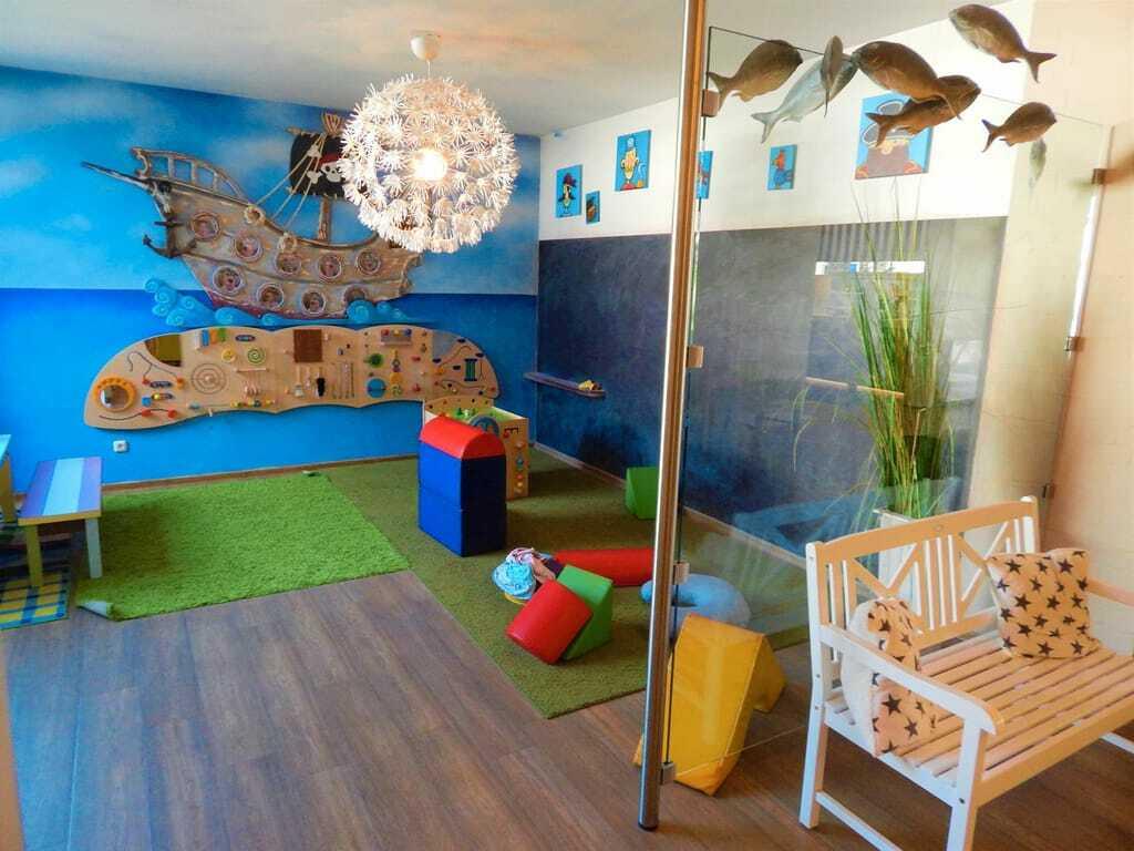 Kinderecke im Strandhotel Weissenhäuser Strand